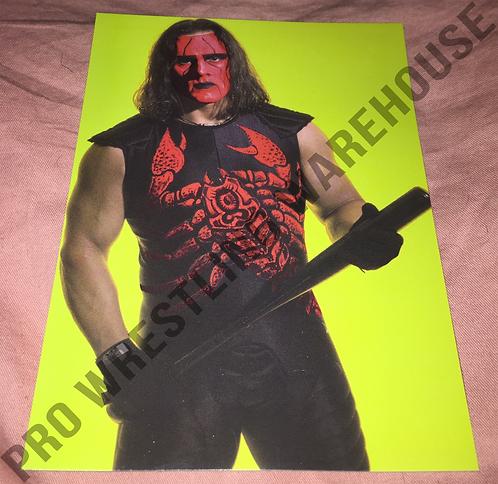 STING WCW - nWo 4x6 Wrestling Promo Photo