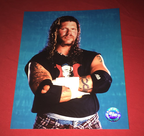 Raven WWF/WWE 8x10 Wrestling Promo Photo