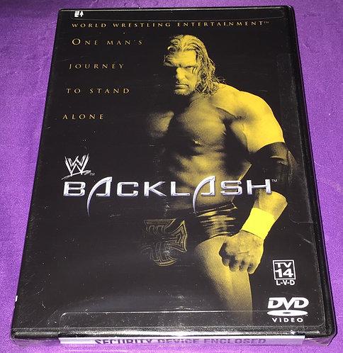 WWE Backlash DVD