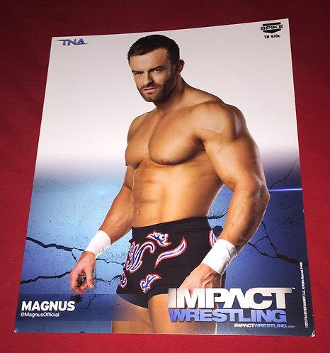 Magnus 8x10 Promo Photo