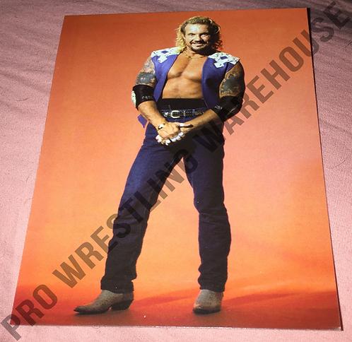 DDP - Diamond Dallas Page WCW 4x6 Wrestling Promo Photo