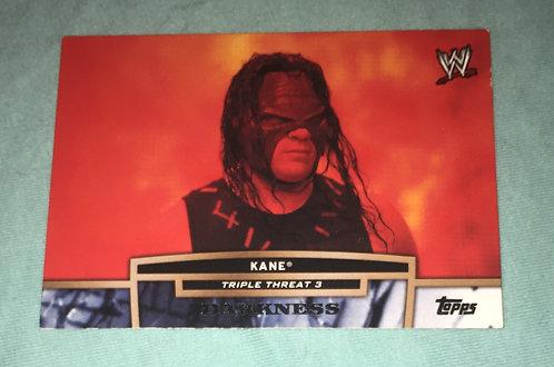 Kane WWE Wrestling Trading Card
