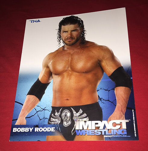 Bobby Roode 8x10 Promo Photo