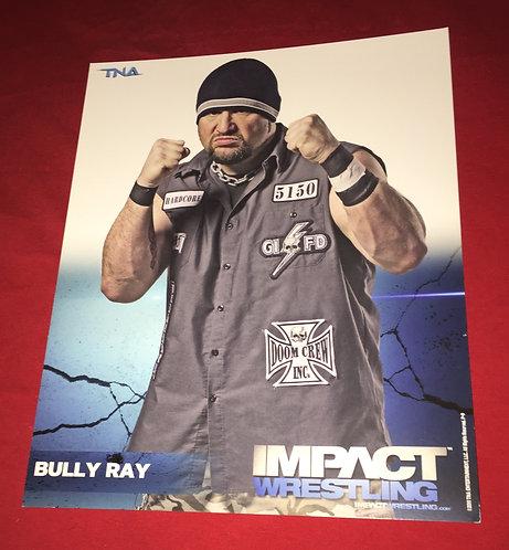 Bully Ray 8x10 Promo Photo