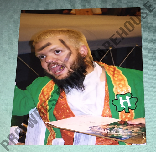 Hornswoggle 4x6 Wrestling Photo - WWE