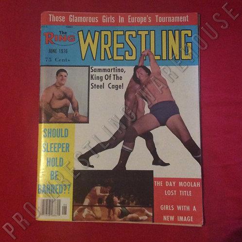 The Ring Wrestling - June 1976