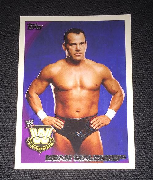 Dean Malenko WWE Wrestling Trading Card