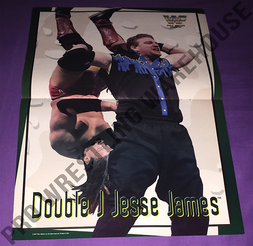 Road Dogg, Double J, Jesse James, WWF, WWE, Wrestling Poster