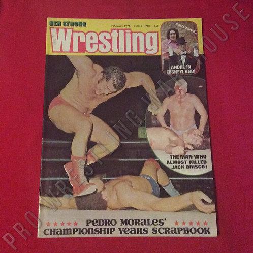 Wrestling - February 1975