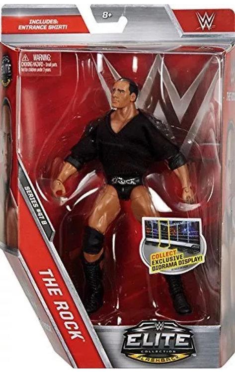The Rock WWE Mattel Elite Wrestling Figure