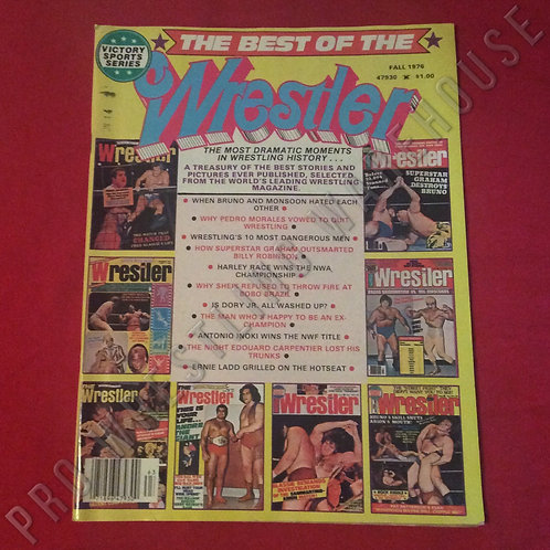 The Best of The Wrestler - Fall 1976