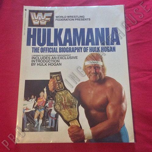Hulkamania Hulk Hogan Biography