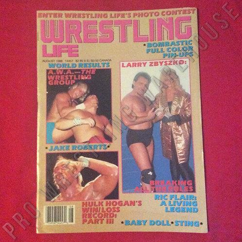 Wrestling Life - August 1998