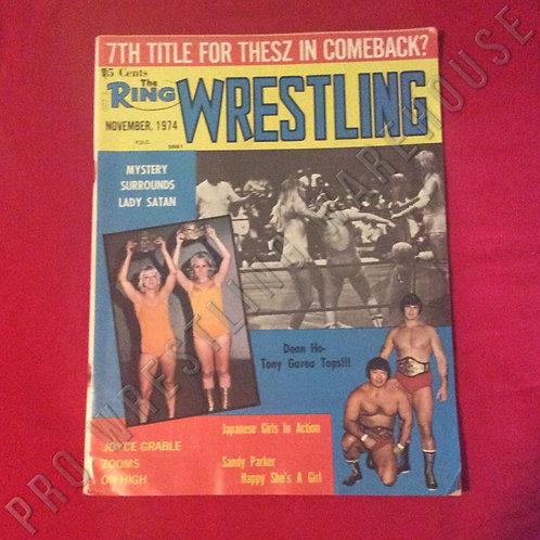 The Ring Wrestling - November 1974