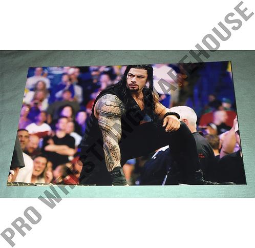 Roman Reigns 4x6 Wrestling Photo - WWE