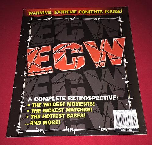 """ECW Magazine """"Complete Retrospective"""" (2005)"""