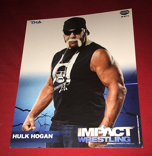 Hulk Hogan 8x10 Promo Photo
