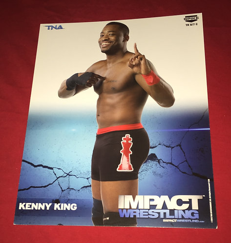 Kenny King 8x10 Promo Photo