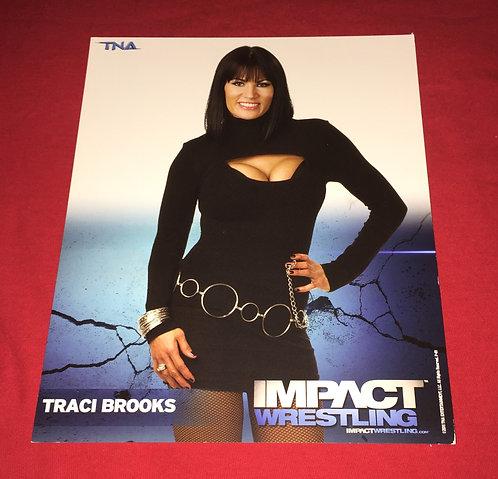 Traci Brooks 8x10 Promo Photo