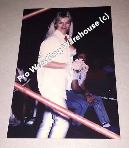 Precious, 4x6 Wrestling Photo, NWA, WCW, AWA, Posed, Rare