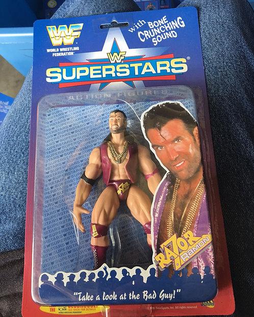 Razor Ramon WWF/WWE Jakks Wrestling Figure