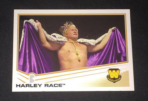 """King"" Harley Race WWE Wrestling Trading Card"