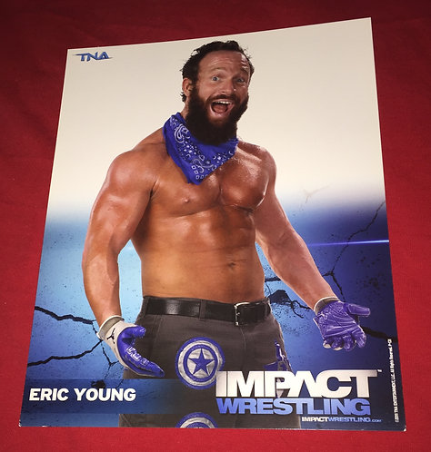 Eric Young 8x10 Promo Photo