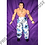 Thumbnail: Rey Mysterio, No Mask, WCW, ToyBiz, Loose Wrestling Figure, WWF, WWE