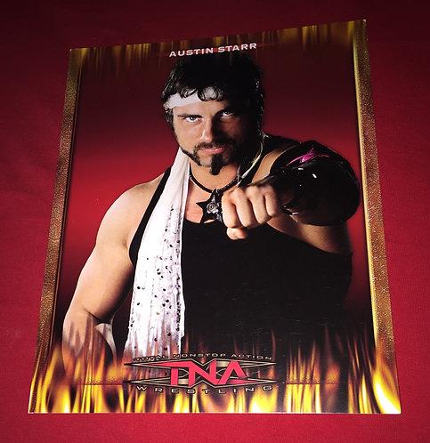 """Austin Aries """"Starr"""" 8x10 Promo Photo"""