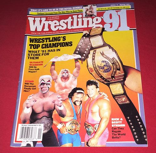 Wrestling 91 - Spring 1991