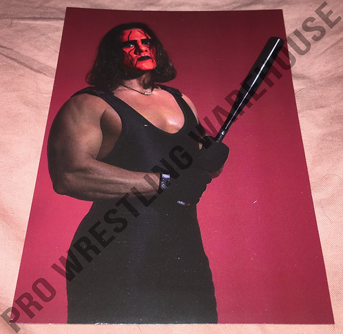 STING WCW - nWo 4x6 Wrestling Promo Photo