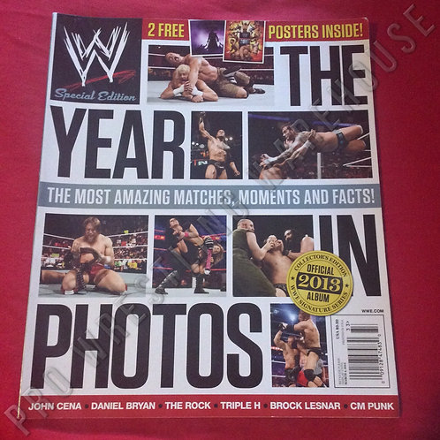 WWE The Year in Photos - 2013