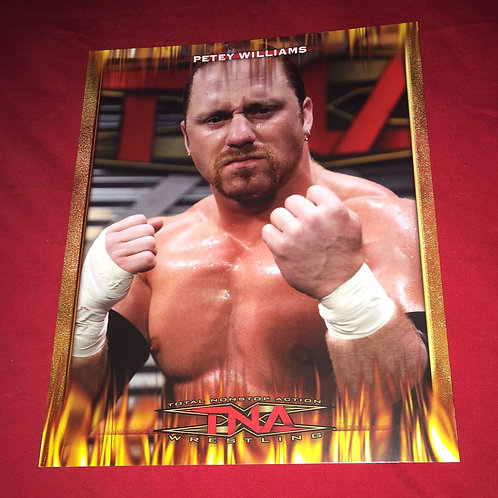 Petey Williams 8x10 Promo Photo