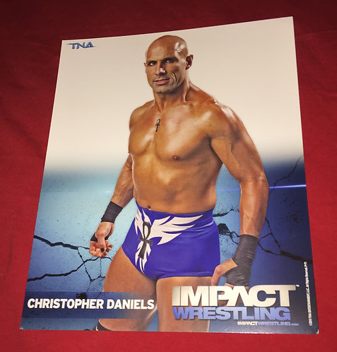 Christopher Daniels 8x10 Promo Photo