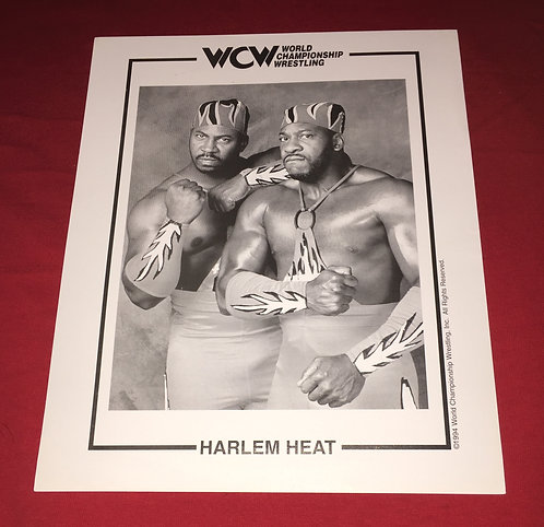 Harlem Heat 8x10 Promo Photo