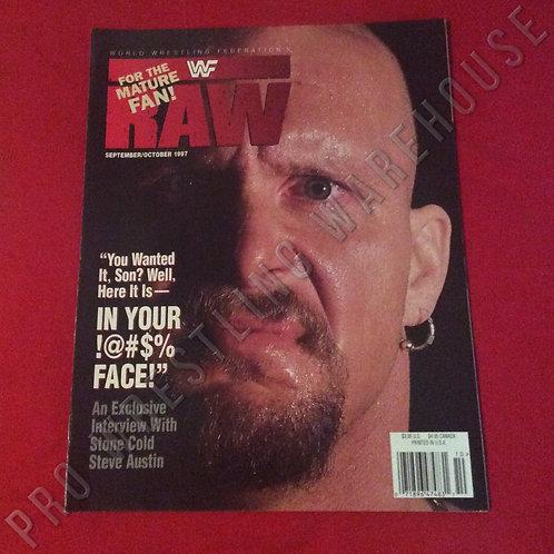 WWF RAW - September/October 1997