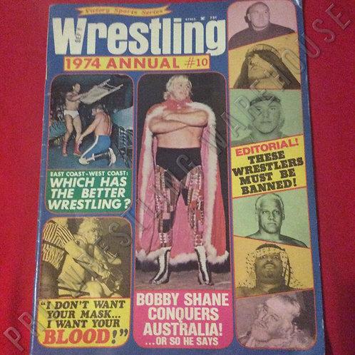 Wrestling Annual - 1974 #10