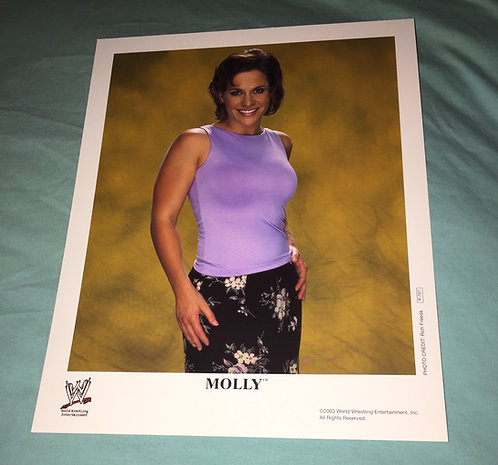 Molly WWF/WWE Promo Photo P-797 (2003)