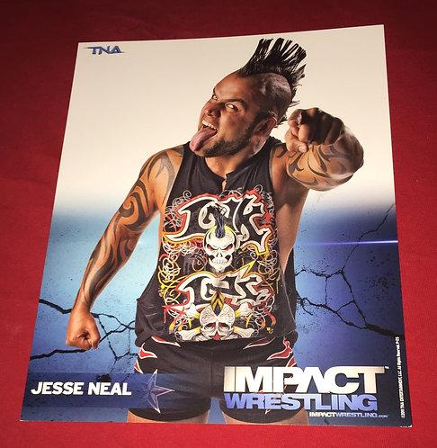 Jesse Neal 8x10 Promo Photo