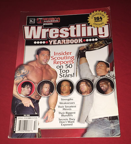Pro Wrestling Illustrated Fall 2005 - Yearbook