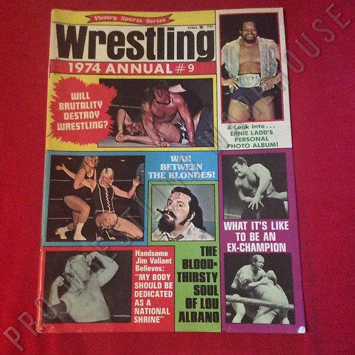 Wrestling Annual - 1974 #9