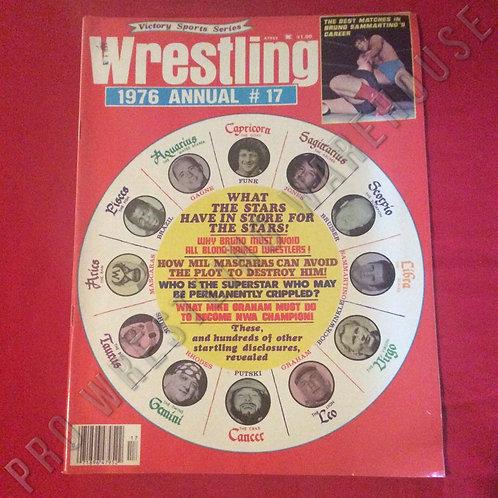 Wrestling Annual - 1976 #17