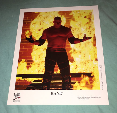 Kane WWF/WWE Promo Photo P-915 (2003)