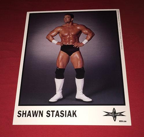 Shawn Stasiak 8x10 Promo Photo