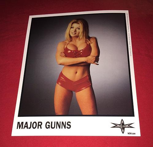 Major Gunns 8x10 Promo Photo