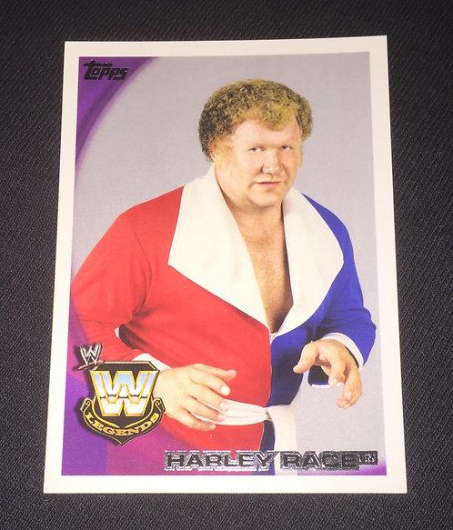 Harley Race WWE Legends Wrestling Trading Card