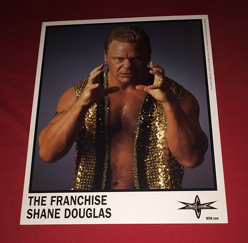 Shane Douglas 8x10 Promo Photo