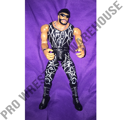 """Macho Man"" Randy Savage, WCW, ToyBiz, Loose Wrestling Figure"