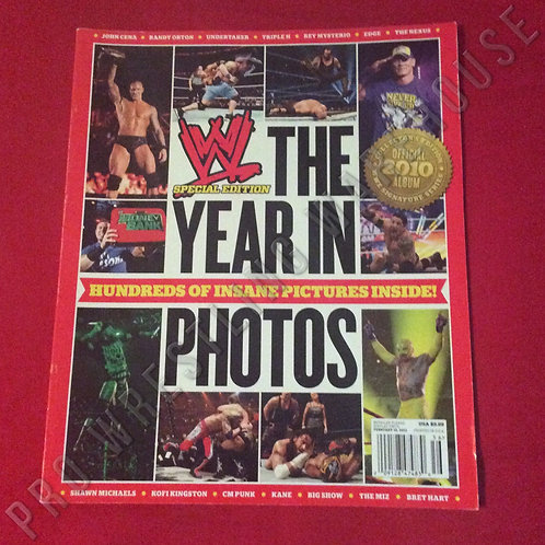 WWE The Year in Photos - 2010