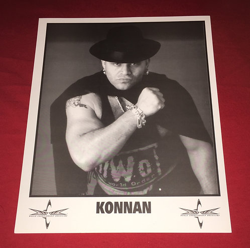 Konnan 8x10 Promo Photo